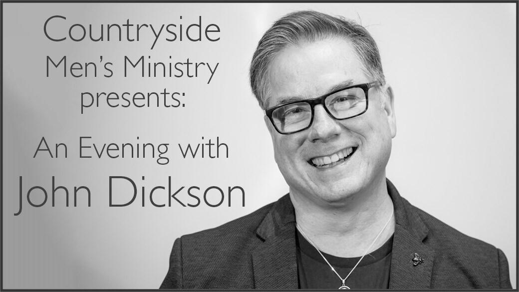 An Evening with John Dickson