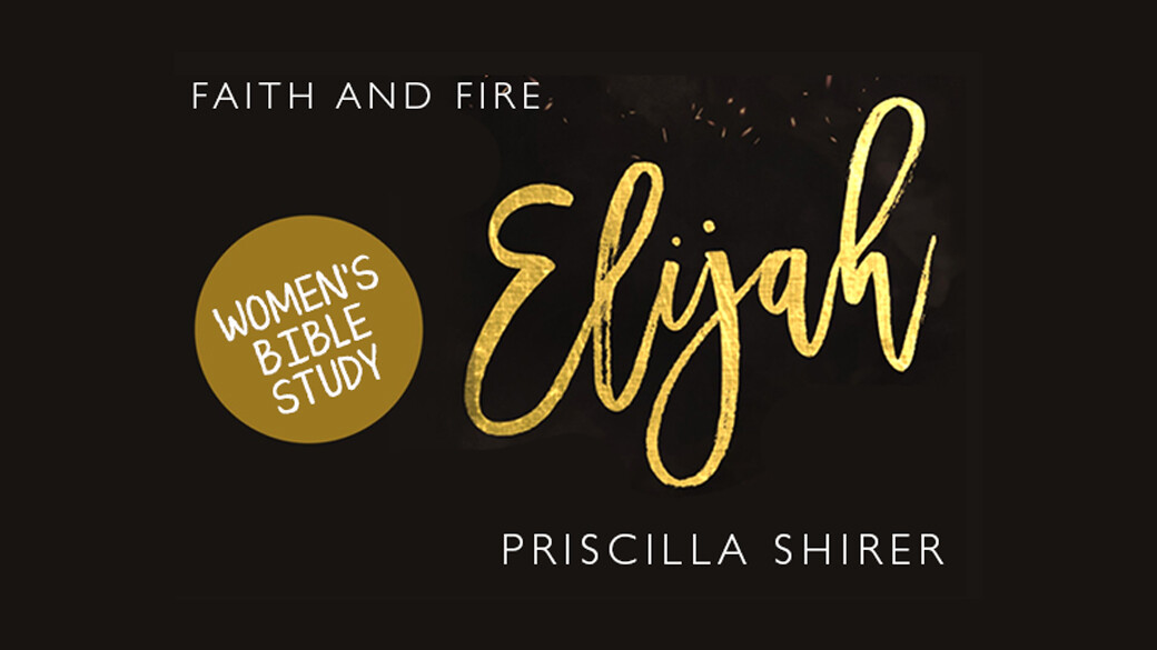 Women's Bible Study - Elijah (Mon. PM)
